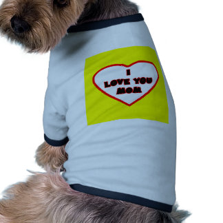 Heart Yellow Bright Transp Filled The MUSEUM Zazzl Pet Tshirt
