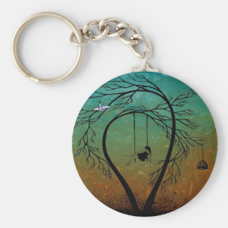 Heartache and Poetry 20 Key Chain