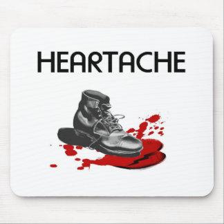 Heartache Mouse Pad