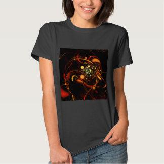Heartbeat Abstract Art T-Shirt