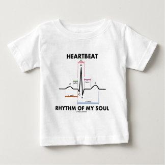 Heartbeat Rhythm Of My Soul (ECG/EKG) Baby T-Shirt