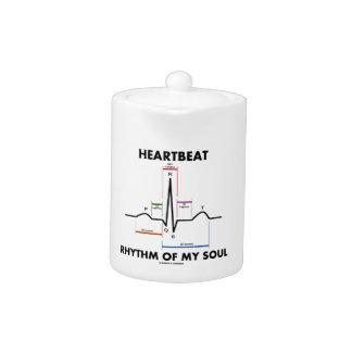 Heartbeat Rhythm Of My Soul (Electrocardiogram)
