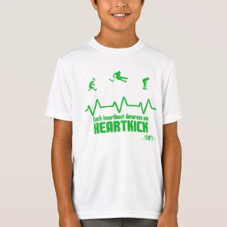 Heartbeat scooter tee shirt