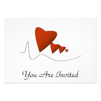 Heartbeats Custom Announcements