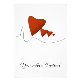 Heartbeats Custom Invite