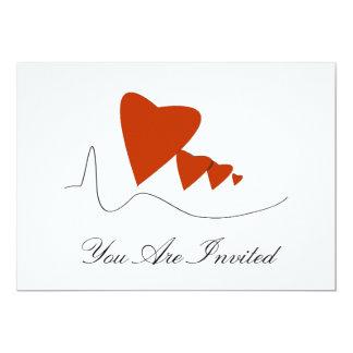 Heartbeats - Invitation