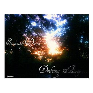 Heartbeatz: Summer Days Postcard