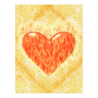 Heartburn Postcard