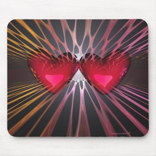 Hearteries Mouse Pad