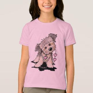 Heartfelt Border Terrier T-Shirt