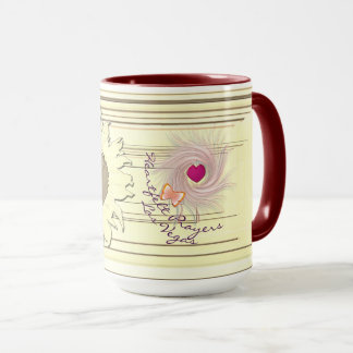 Heartfelt Prayers Las Vegas Mug