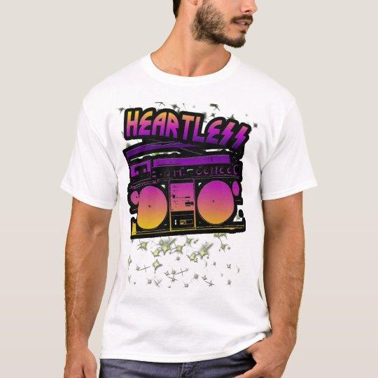 Heartless beatbox logo T-Shirt