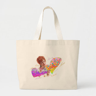 Hearts A5(love letter,amour, 爱) Jumbo Tote Bag