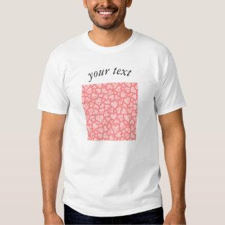hearts,allover,peach shirt