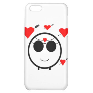 Hearts And Cupid iPhone 5C Case