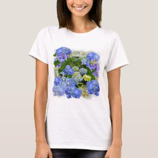Hearts and Hydrangeas T-Shirt