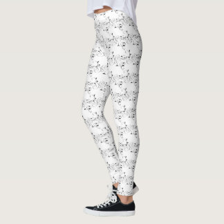 *** HEARTS AND MORE HEARTS *** LEGGINGS