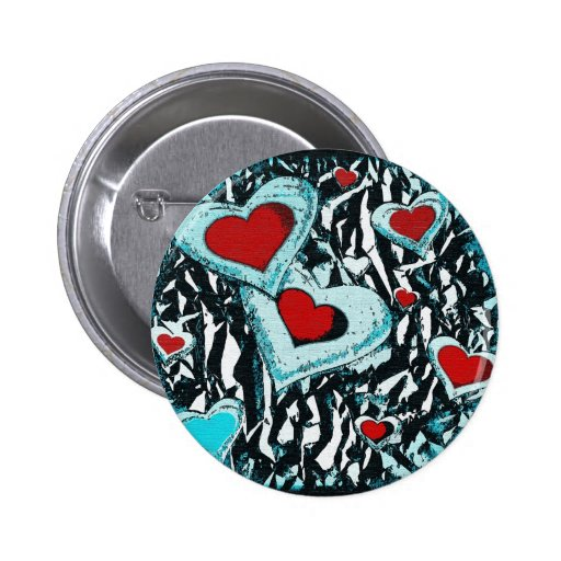 Hearts Button