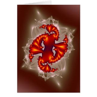 Hearts (card). greeting card