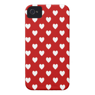 Hearts Case-Mate iPhone 4 Case