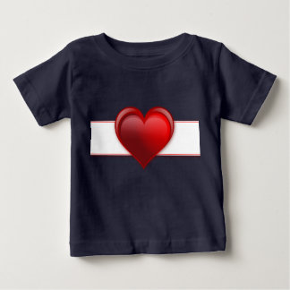 Hearts Crib Love Design Class Baby Shower Destiny Baby T-Shirt