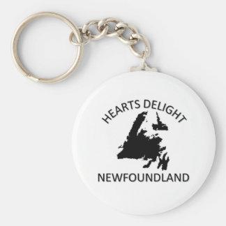 Hearts Delight Key Ring
