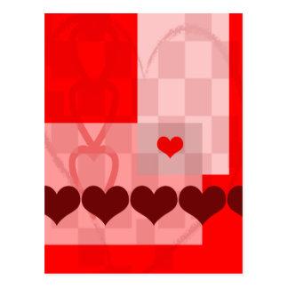 Heart's Desire Postcard