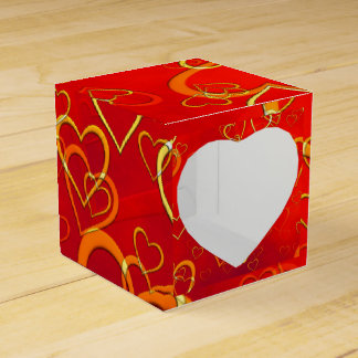 Hearts Ease Favour Box
