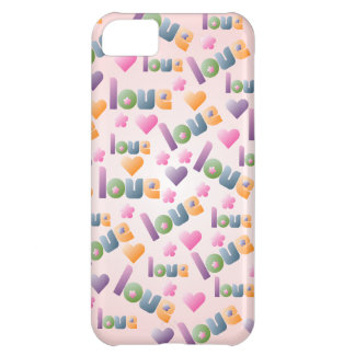 Hearts Flowers and Love iPhone5 Case