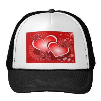 Hearts for Love Trucker Hat