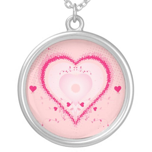 Hearts for the St. Valentine's day - Pendants