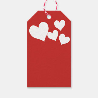 Hearts Gift Tags
