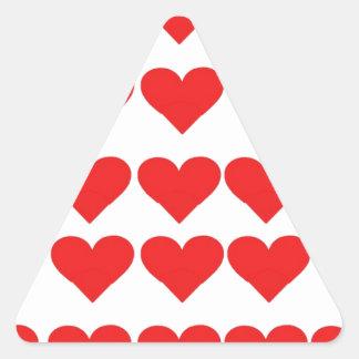 Hearts Hearts Hearts Stickers