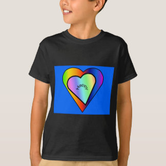 Hearts in a Heart Youth Boy T-Shirt