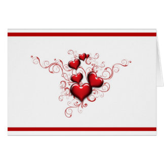 Hearts Intertwined Card