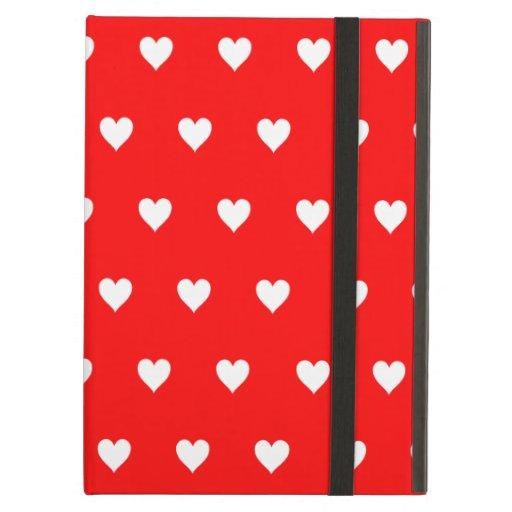 Hearts iPad Cover