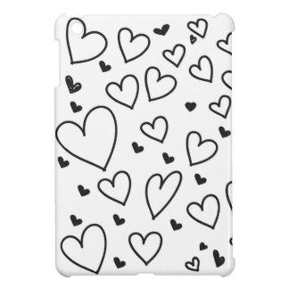 Hearts iPad Mini Case