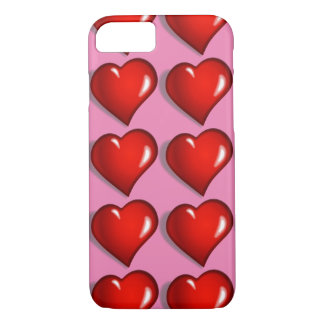 Hearts! iPhone 8/7 Case