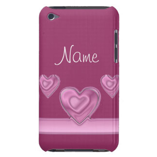 Hearts ipod Touch Speck Case
