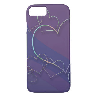 Hearts Linked iPhone 7 case