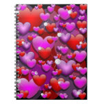 Hearts Love and Diamonds
