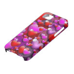 Hearts Love and Diamonds iPhone 5 Covers
