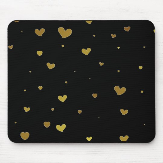 Hearts Mouse Mat