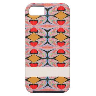 Hearts n Diamonds Enjoy n Share Joy iPhone 5 Case