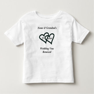 hearts, Nana & Grandad's 25      yearWedding Vo... Shirt