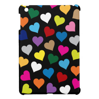 Hearts of Colors iPad Mini Case
