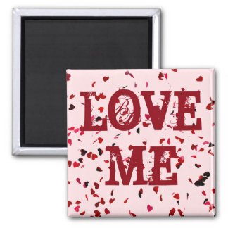 Hearts Of Love Magnet