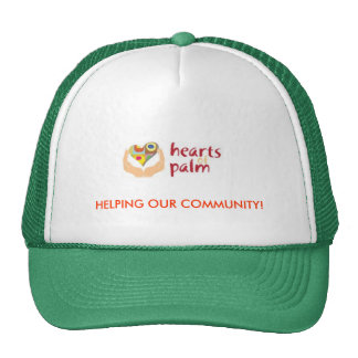 Hearts of Palm HAT101 Cap