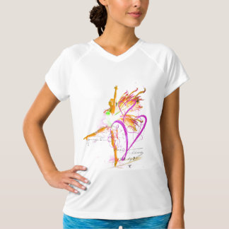 Hearts on Fire - 1, by Joseph Maas T-Shirt