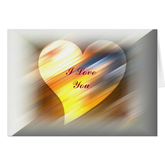 Hearts on Fire Card